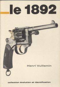 Revolver MAS mle 1892_2