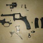 Revolver 1892 éclaté