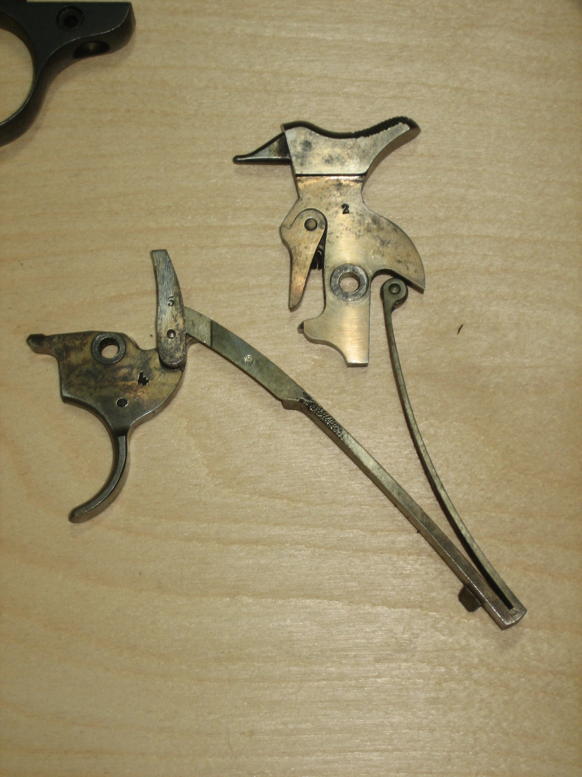 Revolver 1892 mécanisme