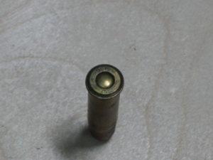 Le culot d'une cartouche de 8 mm 92.