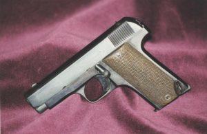 Pistolet Ruby