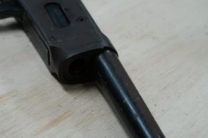 Winchester 94, démontage du canon.