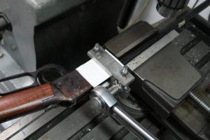 Winchester 94, montage coté canon.