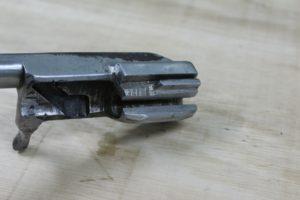 Kalasnikoff, AK 47, bad finish, bolt support