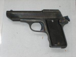Le pistolet Lepage mle 1924_1