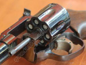 Le revolver Manurhin MR 73_62