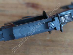 Le revolver Manurhin MR 73_121