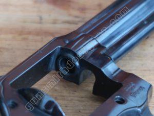 Le revolver Manurhin MR 73_38