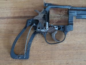 Le revolver Manurhin MR 73_69