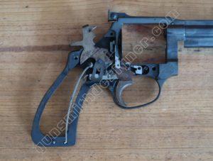 Le revolver Manurhin MR 73_67