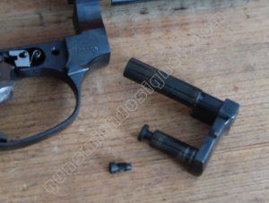 Le revolver Manurhin MR 73_64