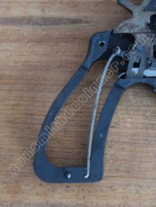 Le revolver Manurhin MR 73_78