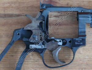 Le revolver Manurhin MR 73_113