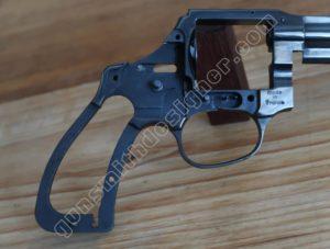 Le revolver Manurhin MR 73_9