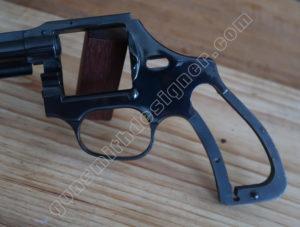 Le revolver Manurhin MR 73_10