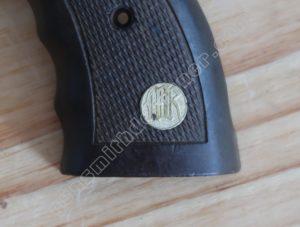 Le revolver Manurhin MR 73_129