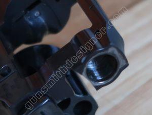 Le revolver Manurhin MR 73_40