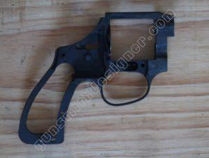 Le revolver Manurhin MR 73_11