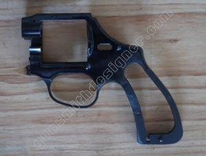 Le revolver Manurhin MR 73_12