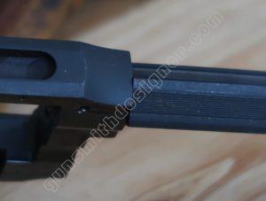 Le revolver Manurhin MR 73_43