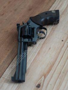 Le revolver Manurhin MR 73_3