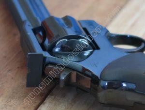 Le revolver Manurhin MR 73_6