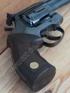 Le revolver Manurhin MR 73_5